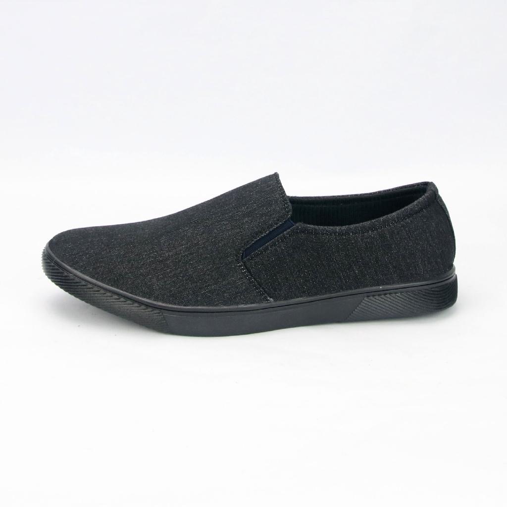 Giày lười nam MĐ G212 đen