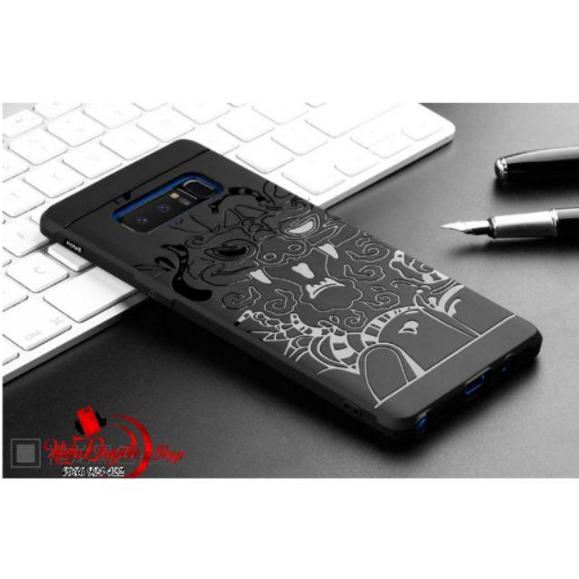 Samsung Galaxy Note 8 ốp lưng chống sốc hoa văn