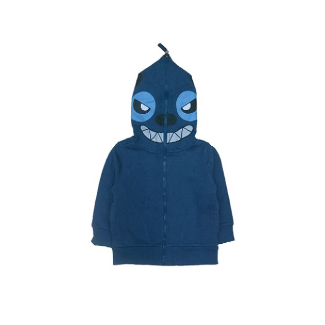 Áo khoác bé trai hoode