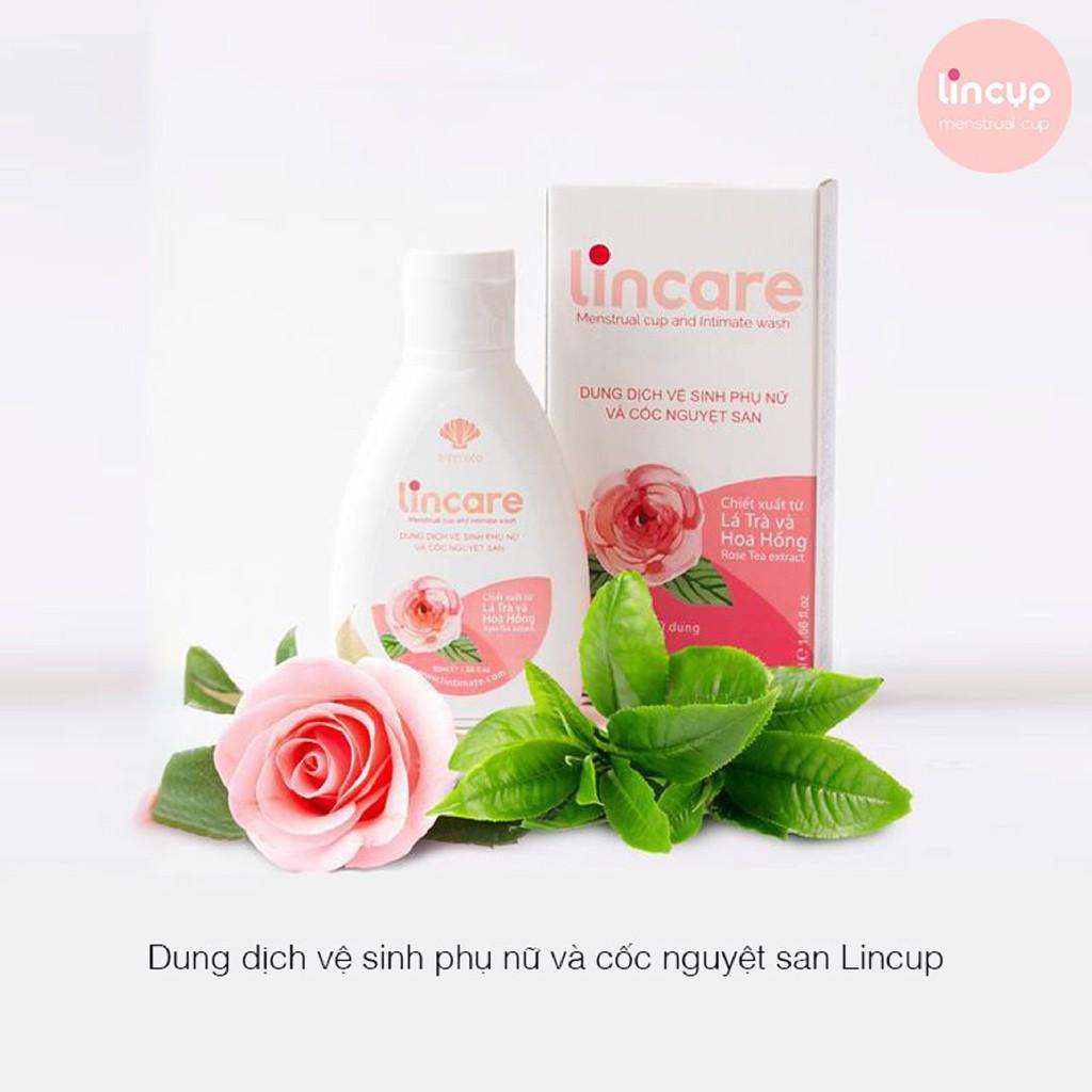 [ Rẻ nhất shopee ] Dung dịch vệ sinh Lincare - Chính hãng đủ mẫu (Lincare Rose, Lincare Ice, Licare Calm , Lincare Soft)