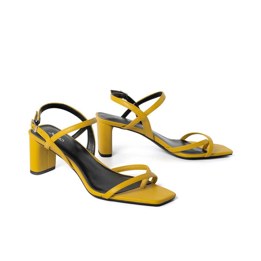 JUNO - Giày sandal mũi vuông dây mảnh - SD