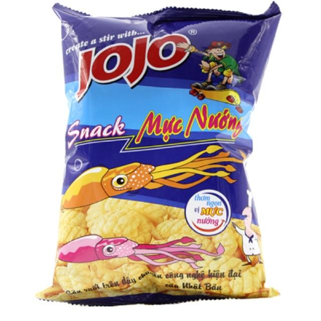 Snack JoJo mực nướng Jojo 40g