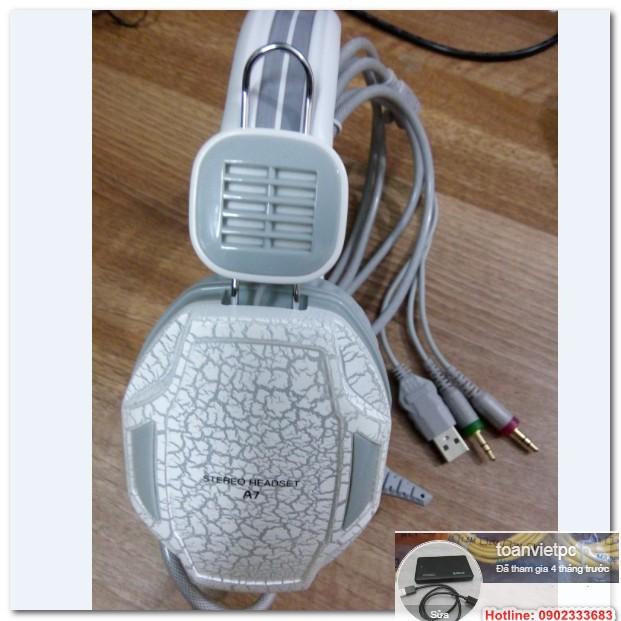 Tai nghe Qinlian A7 led