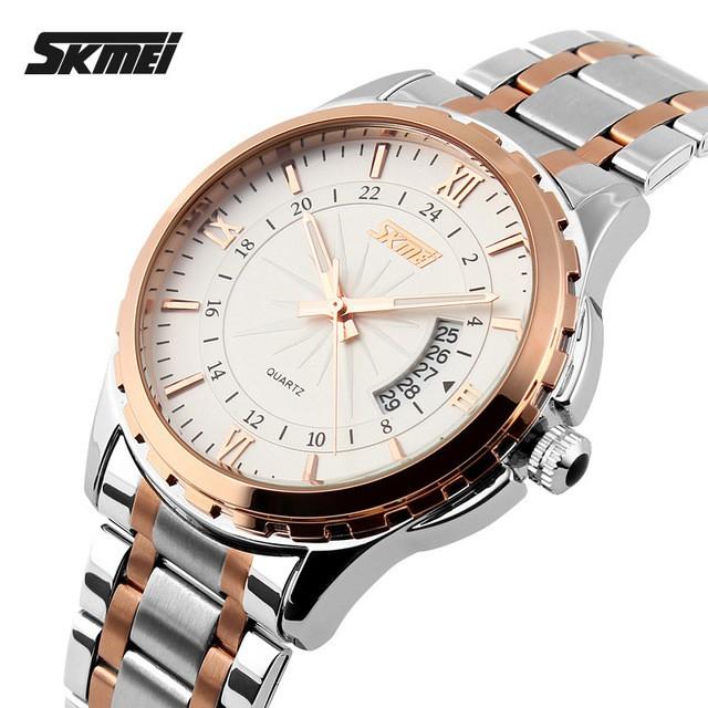 Đồng hồ Nam Skmei FAIRY 9069 chính hãng (mặt Trắng)