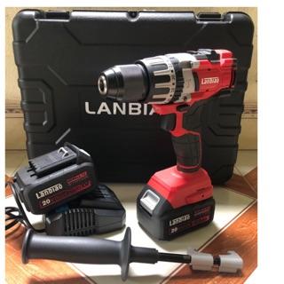 Máy khoan 3 chức năng 13mm LANBIAO cực khoẻ ( hàng chính hãng chất lượng cao)