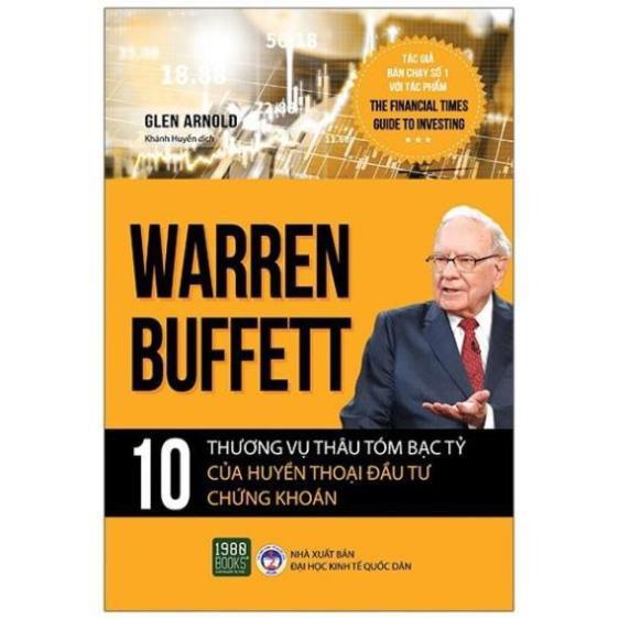 Sách - Combo 2 Cuốn Warren Buffett - 10 Thương Vụ Thâu Tóm, Charlie Munger - Nhà Đầu Tư Thông Minh [1980 Books]