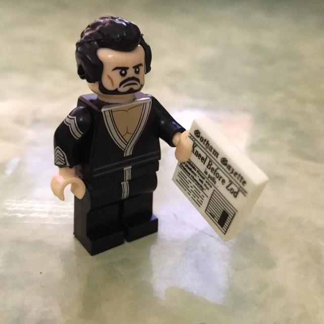 Minifigure nhân vật tướng Zod