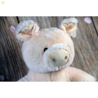 [Bán hết]Thú bông Oenpe lợn tim love chất liệu bông xoắn ôm cực thích