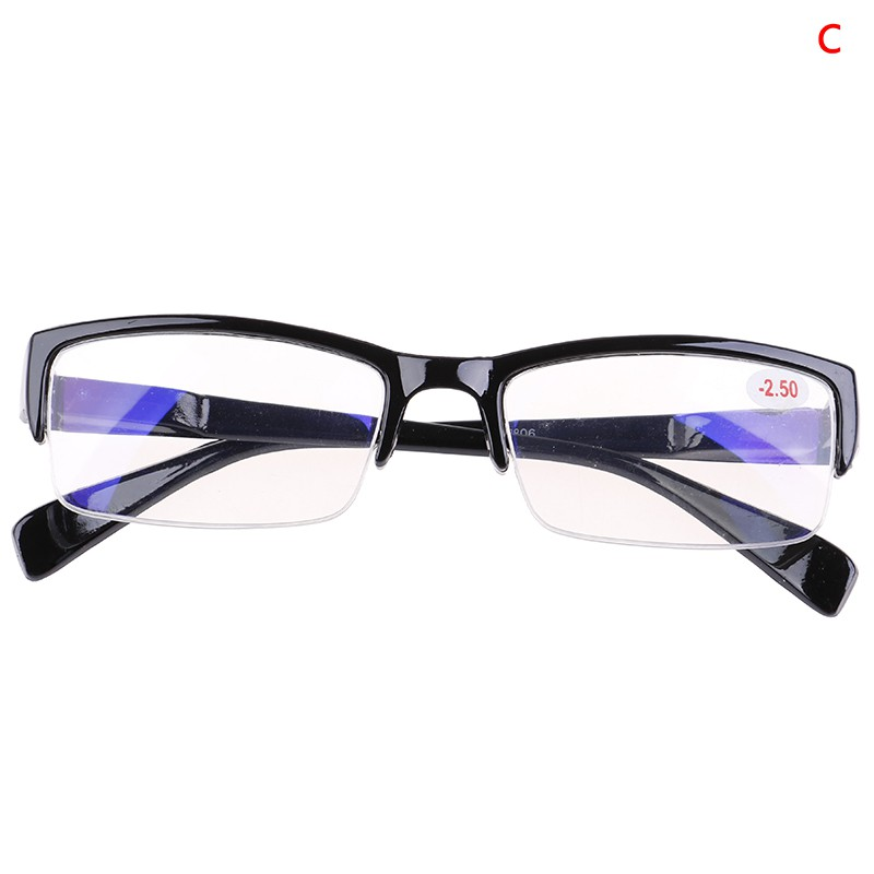 [bigmango]DE Half frame Reading glasses Reading glasses Reading aid Visual aid thro