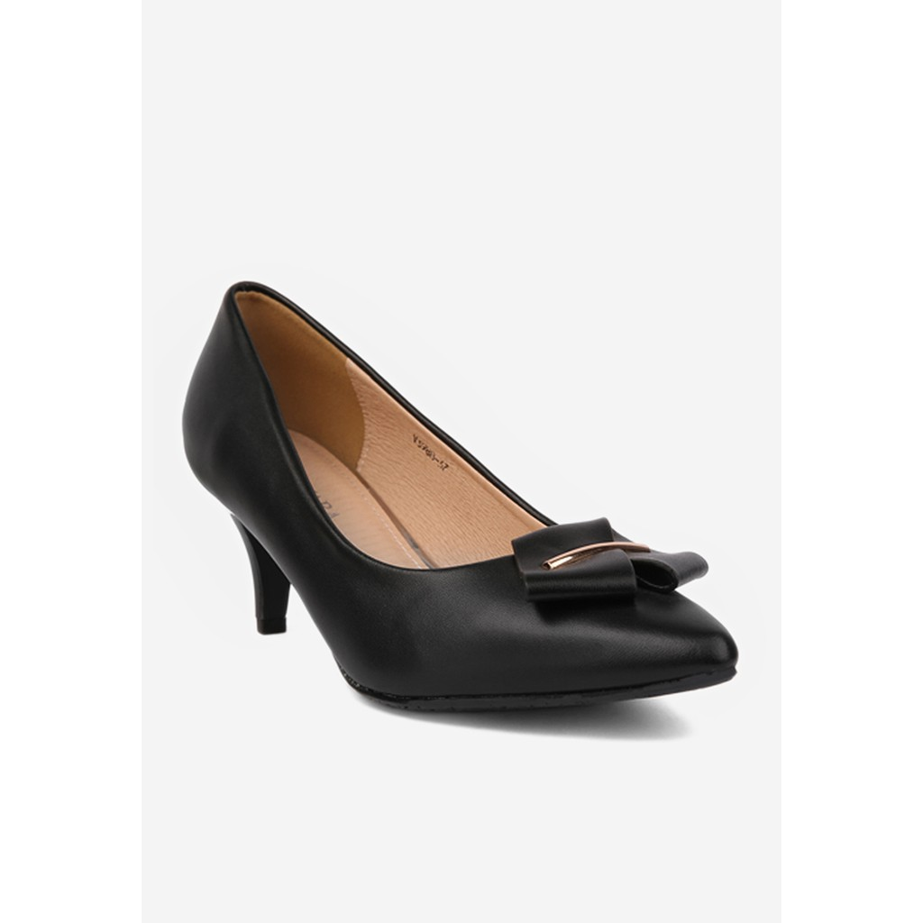 Giày cao gót nữ V3988 màu đen - 3553427 , 1057625008 , 322_1057625008 , 430000 , Giay-cao-got-nu-V3988-mau-den-322_1057625008 , shopee.vn , Giày cao gót nữ V3988 màu đen