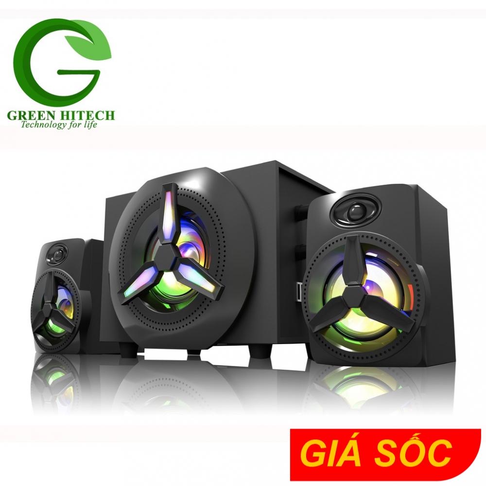 SELL] Loa Bluetooth Bosston T1750-BT 2.1 Đèn Led chỉ 435.000₫