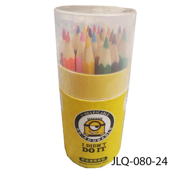 Hộp bút chì màu Minion 24 cây - 3225487 , 1227170125 , 322_1227170125 , 42000 , Hop-but-chi-mau-Minion-24-cay-322_1227170125 , shopee.vn , Hộp bút chì màu Minion 24 cây