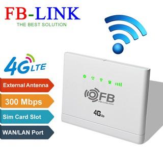 Bộ Phát Wifi 4G LTE FB-Link CPE-V08 (Chuyên dùng xe khách - 32 user - 2 cổng LAN) thumbnail