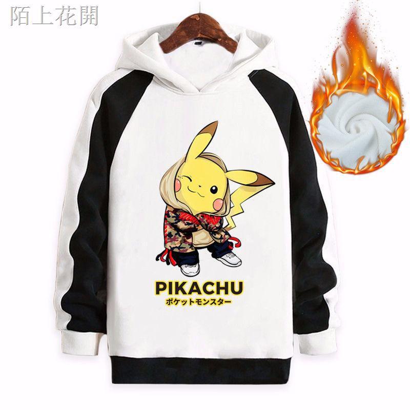 Áo Hoodie Pokemon Cho Nam - 23070539 , 7710459934 , 322_7710459934 , 251100 , Ao-Hoodie-Pokemon-Cho-Nam-322_7710459934 , shopee.vn , Áo Hoodie Pokemon Cho Nam