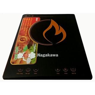 Bếp điện từ Nagakawa cao cấp - NAG0704, cảm ứng, CS 2.000W, thiết kế siêu mỏng thumbnail