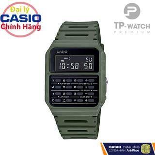 Đồng Hồ Nam Casio Vintage CA-53WF-3BDF Chính Hãng Casio CA-53WF-3B Classic Dây Nhựa thumbnail