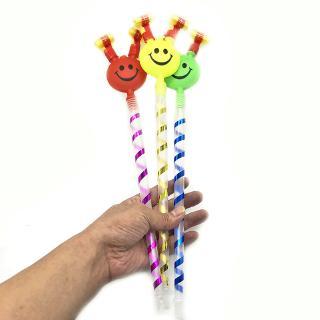 large size smile face children cartoon whistle for birthday party festivals kids toys TM369