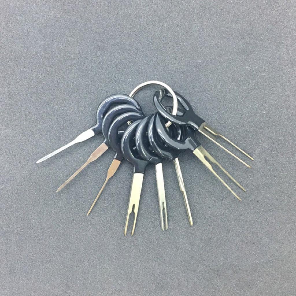 Bộ dụng cụ tháo gỡ đầu cuối dây điện cho xe hơi