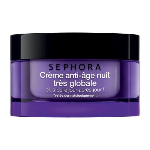 Kem dưỡng ban đêm toàn diện chống lão hóa Crème anti-âge nuit très globale Sephora – 50ml