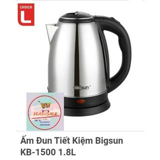 Ấm đun tiết kiệm Bigsun KB -1500 1,8L