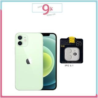 DÁN bảo vệ CAMERA trong suốt cho iPHONE 12 ( 6.1 ) thumbnail