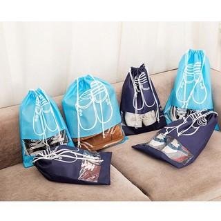 Túi bảo vệ giày | Túi đựng giày du lịch Size nhỏ và Size lớn