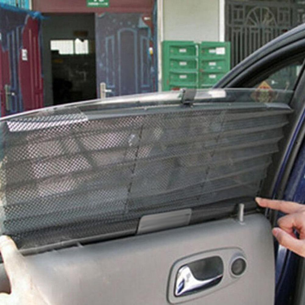*Tre-home&Living*Rèm lưới chống nắng cho cửa sổ ô tô gấp gọn được tiện lợi