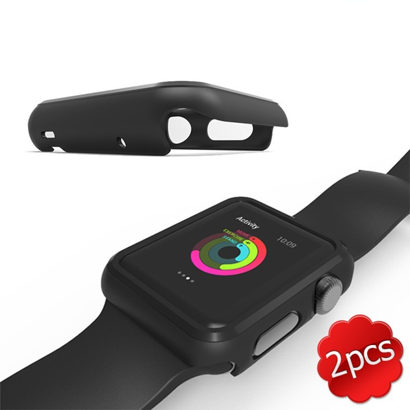 Hard Case 38mm 40 44 mm 42mm for Apple Watch Series 1 2 3 4