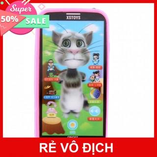 [NEW] Điện thoại mèo tôm biết nói 10 chức năng- VIP – Đồ Tiện Ích [HOT]
