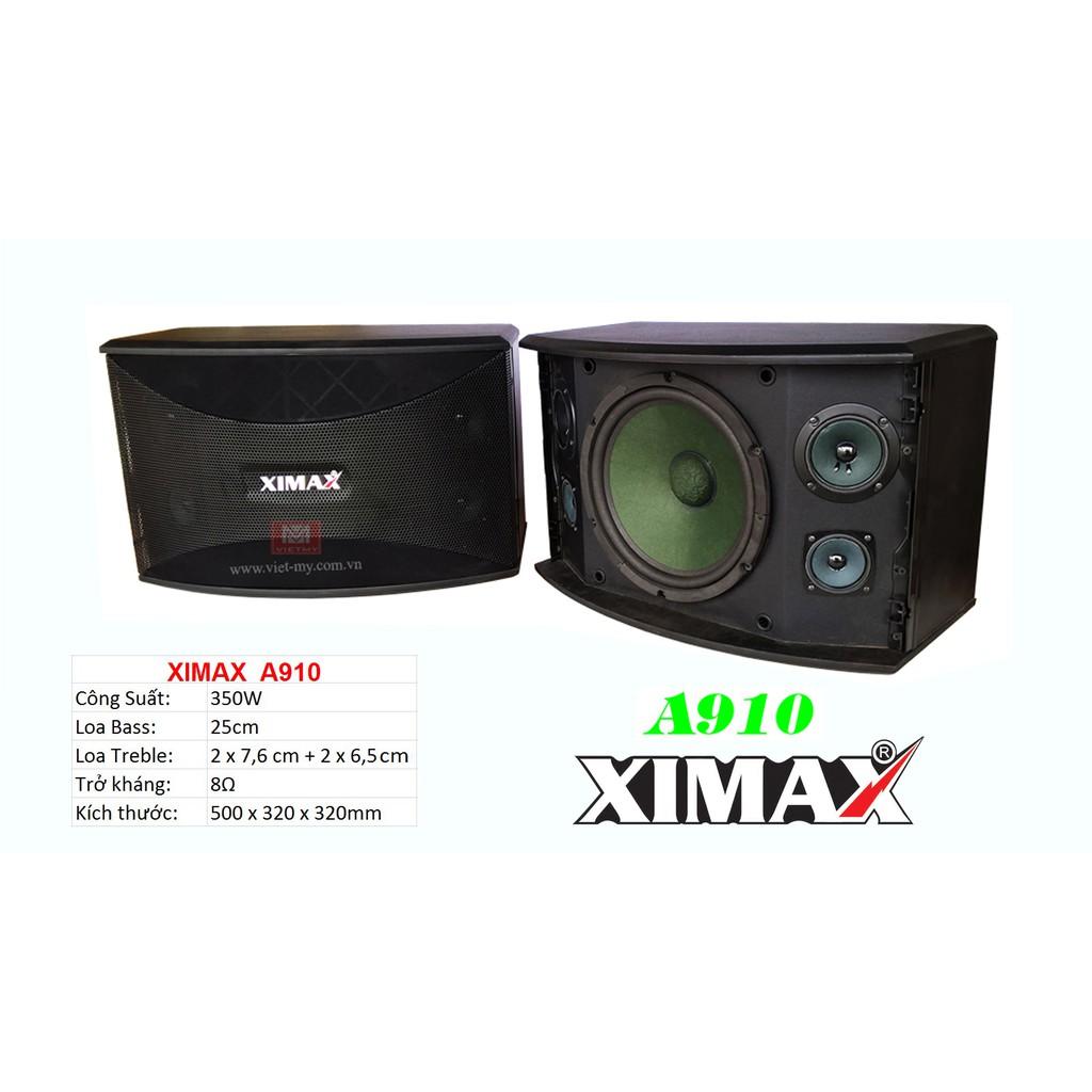 Loa karaoke XIMAX A910