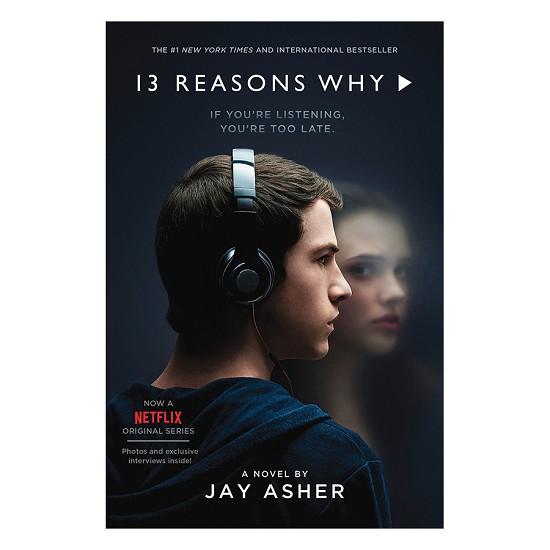 Sách Ngoại văn: 13 Reasons Why (Movie Tie-In Edition) - Mười ba lý do tại sao.