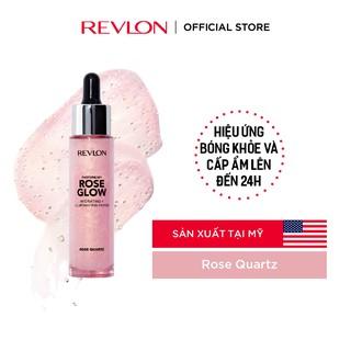 Kem lót chuyên nghiệp dưỡng ẩm và bắt sáng Revlon PhotoReady Rose Glow 30ml Rose Quartz