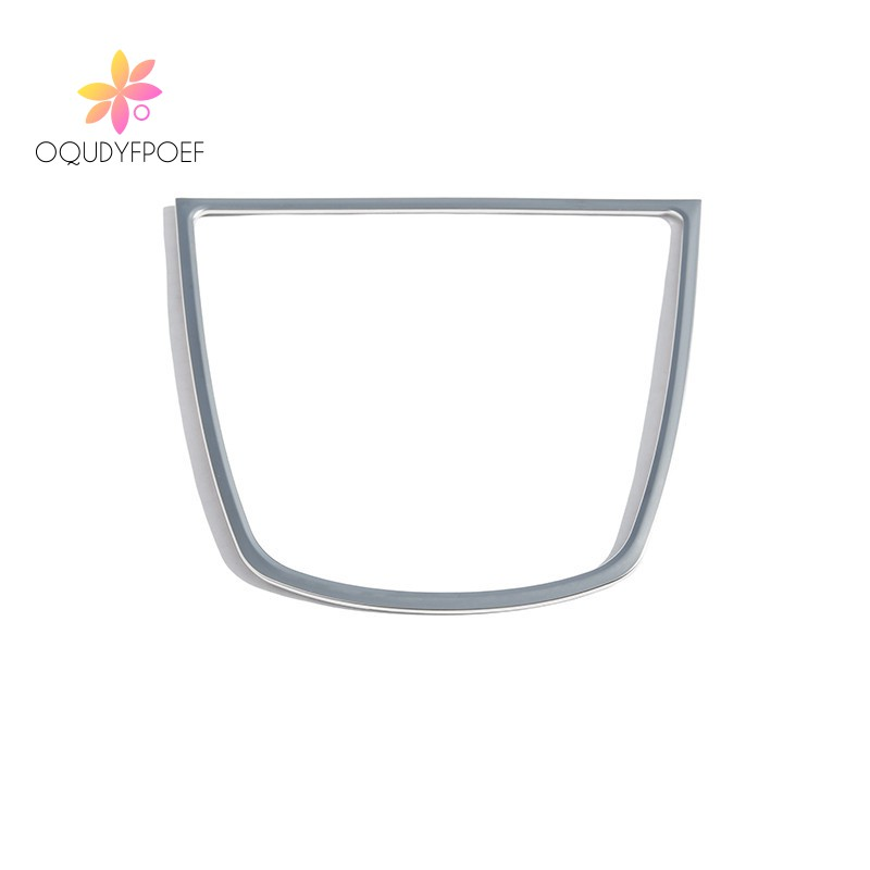 ◊▼ABS Car Dashboard Speaker Frame Cover Trim Stickers For BMW X5