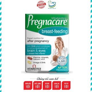 VITAMIN TỔNG HỢP SAU SINH PREGNACARE BREAST FEEDING, VITAMIN BÚ PREGNACARE thumbnail
