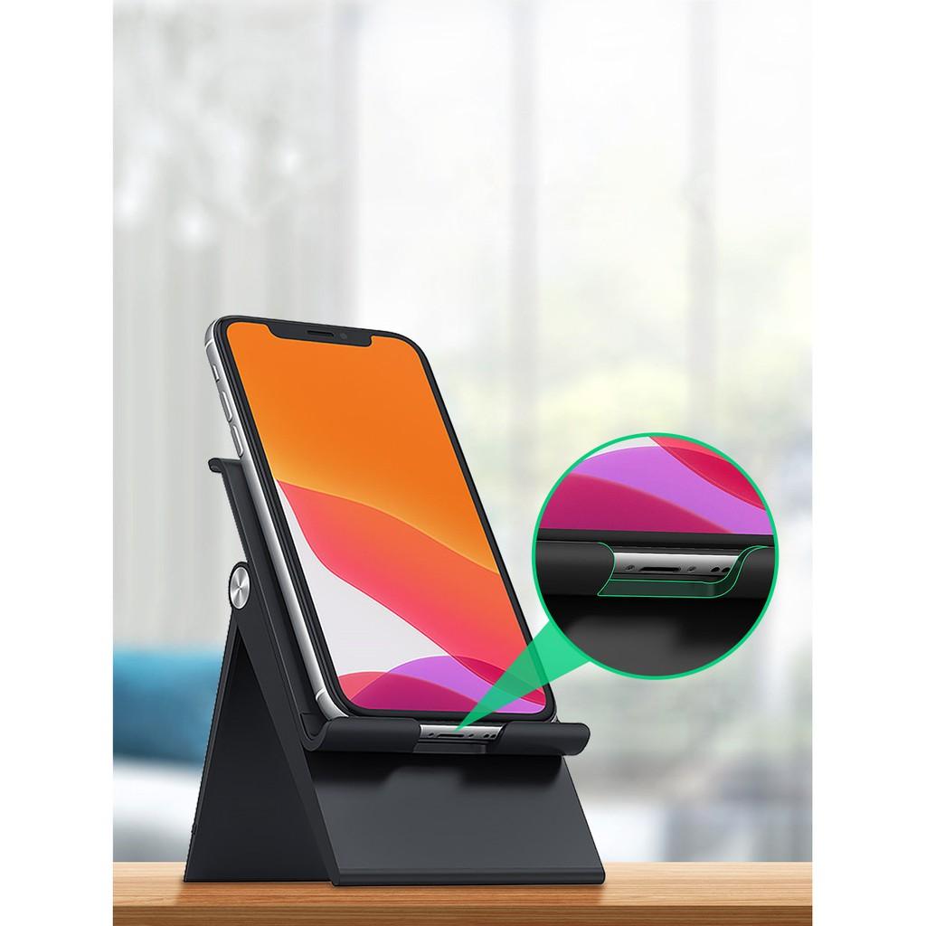 Giá đỡ điện thoại dạng trượt có thể điều chỉnh nâng khung đỡ nhỏ gọn UGREEN LP247 - chính hãng