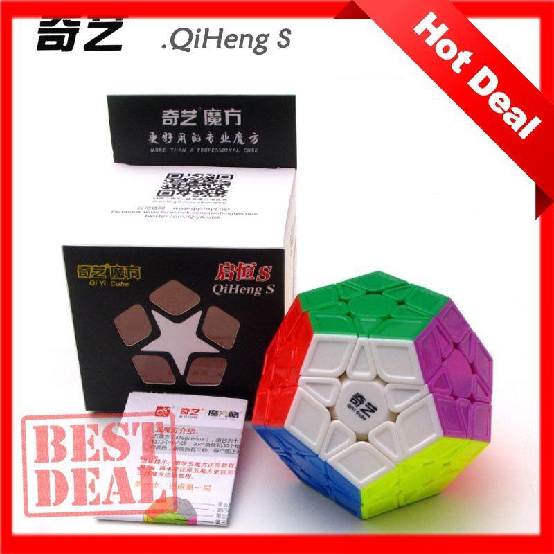 Rubik biến thể 12 mặt – QiYi QiHengs Megaminx Stickerless