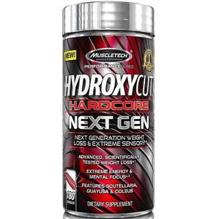Viên giảm mỡ cấp tốc, giảm cân mạnh mẽ Hydroxycut Hardcore Next Gen (100 Viên)