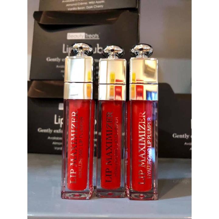Dior- Son dưỡng môi Lip Maximizer 015 FULLSIZE unbox