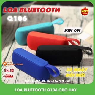Loa bluetooth Q106 cực đẹp,hỗ trợ thẻ nhớ,jack3.5mm