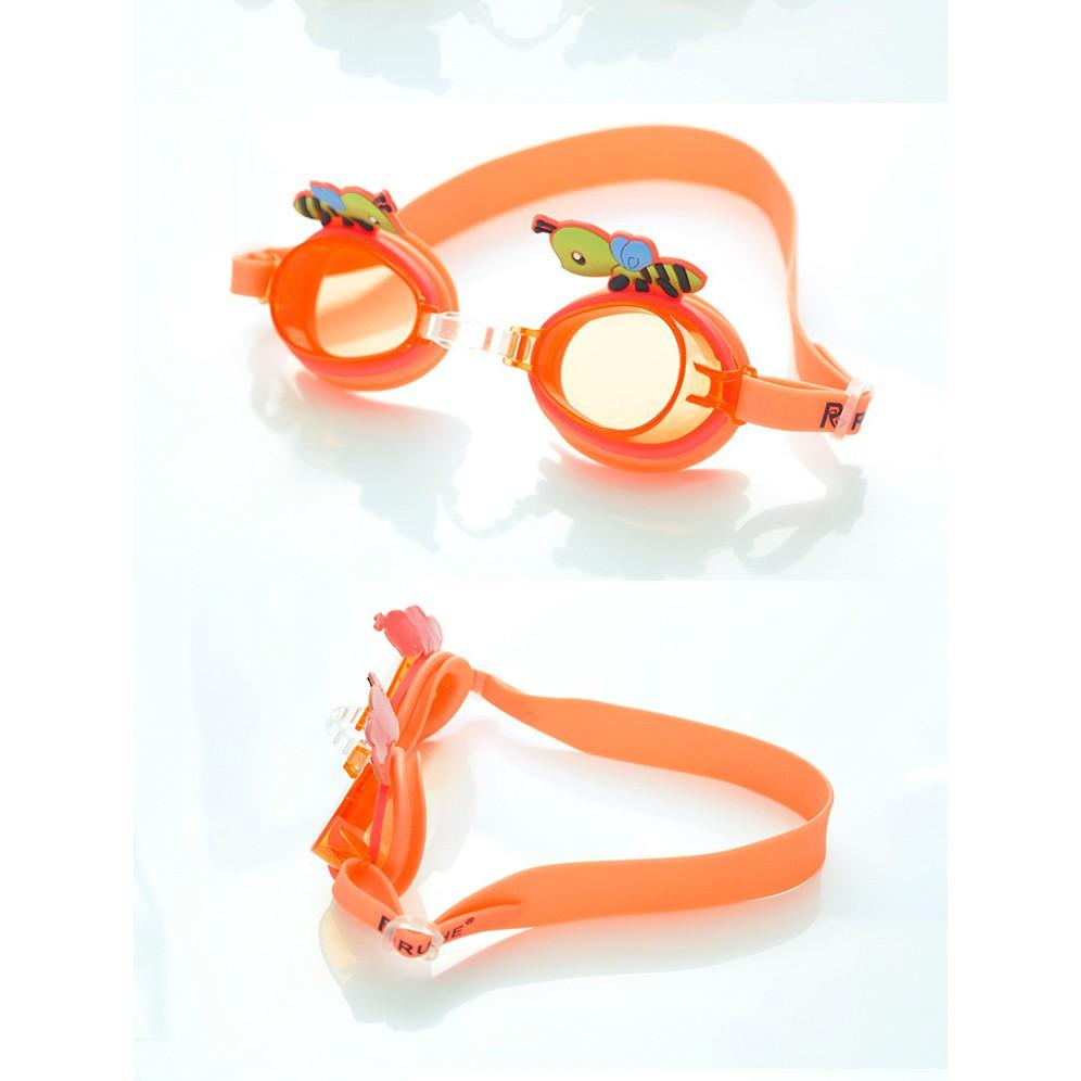Kính bơi Ruihe chống UV cam-BB
