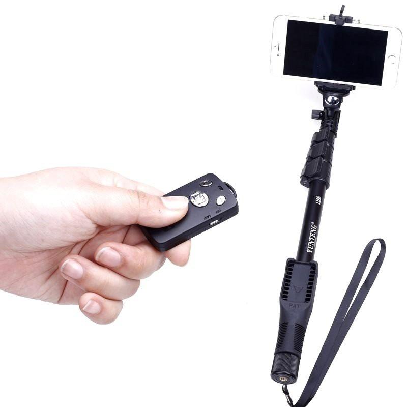 Gậy chụp ảnh Bluetooth 1288 - Chất lượng cao - Giá Shock ( KHÔNG BAO GỒM CHÂN) - 3607671 , 1097645991 , 322_1097645991 , 200000 , Gay-chup-anh-Bluetooth-1288-Chat-luong-cao-Gia-Shock-KHONG-BAO-GOM-CHAN-322_1097645991 , shopee.vn , Gậy chụp ảnh Bluetooth 1288 - Chất lượng cao - Giá Shock ( KHÔNG BAO GỒM CHÂN)