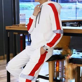 Bộ Nỉ Nam – Set quần áo phản quang ulzzang unisex nam nữ – BD12.- Shopmens