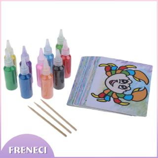1 Set DIY Sand Painting Kits For Beginners Starters