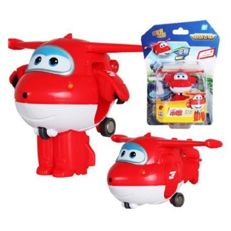 Đội bay siêu đẳng, mô hình Jett tia chớp biến hình robot