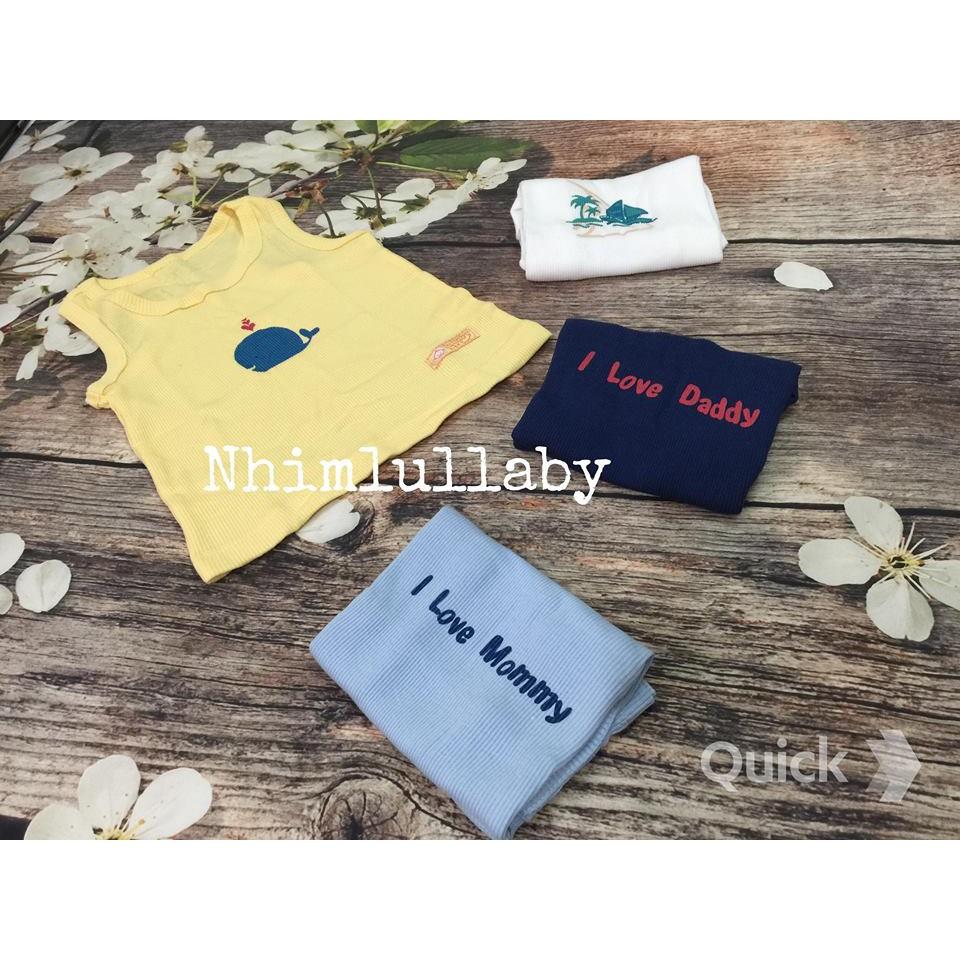 Áo ba lỗ bé trai lullaby - 2589615 , 10784165 , 322_10784165 , 43000 , Ao-ba-lo-be-trai-lullaby-322_10784165 , shopee.vn , Áo ba lỗ bé trai lullaby