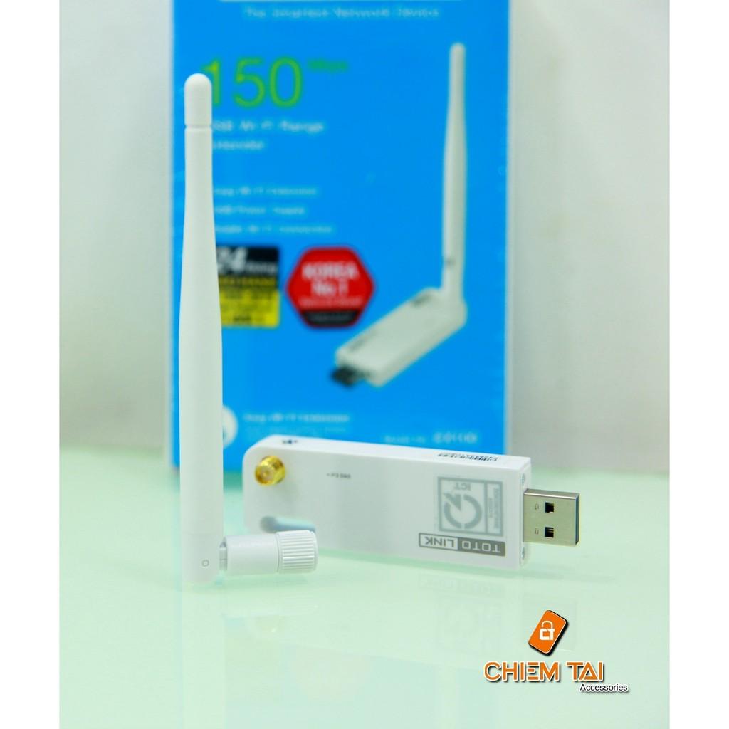 Thiết bị tăng sóng wifi TotoLink EX100 (Bảo hành 24 tháng) - 2944907 , 148217936 , 322_148217936 , 145000 , Thiet-bi-tang-song-wifi-TotoLink-EX100-Bao-hanh-24-thang-322_148217936 , shopee.vn , Thiết bị tăng sóng wifi TotoLink EX100 (Bảo hành 24 tháng)