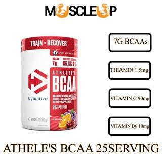 Dymatize Athlete's BCAA – 25 Servings – BCAA PHỤC HỔI CƠ BẮP MẠNH MẼ , VỊ CỰC NGON – Authentic 100%