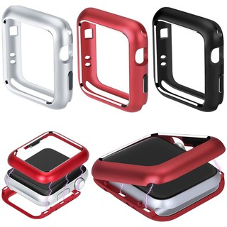 Vỏ Apple Watch Case Magnetic 38mm 40mm 42mm 44mm Khung kim loại cho iWatch Series SE 6/5/4/3/2/1