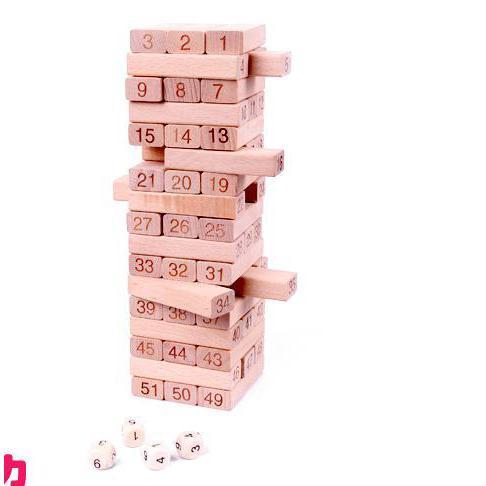 Đồ chơi con quay kĩ thuật số bằng gỗ