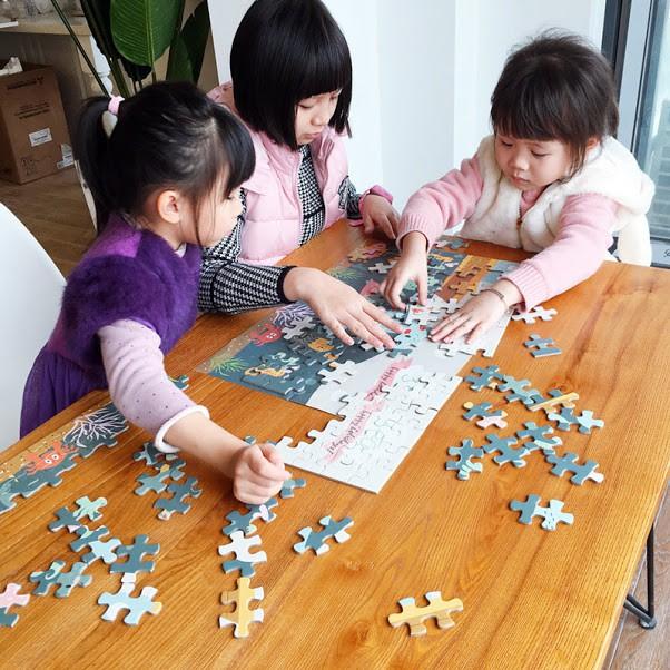 Ghép hình puzzle 63 pcs- 108 pcs